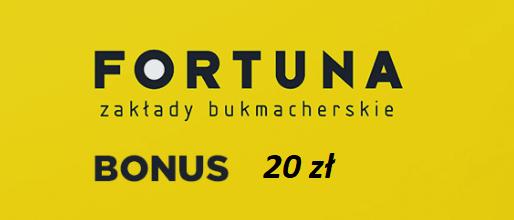 Bonus 20 zł